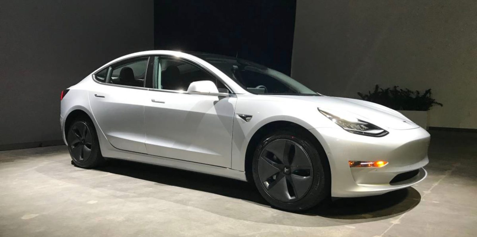 First Used Tesla Model 3 Is Listed For At 150 000