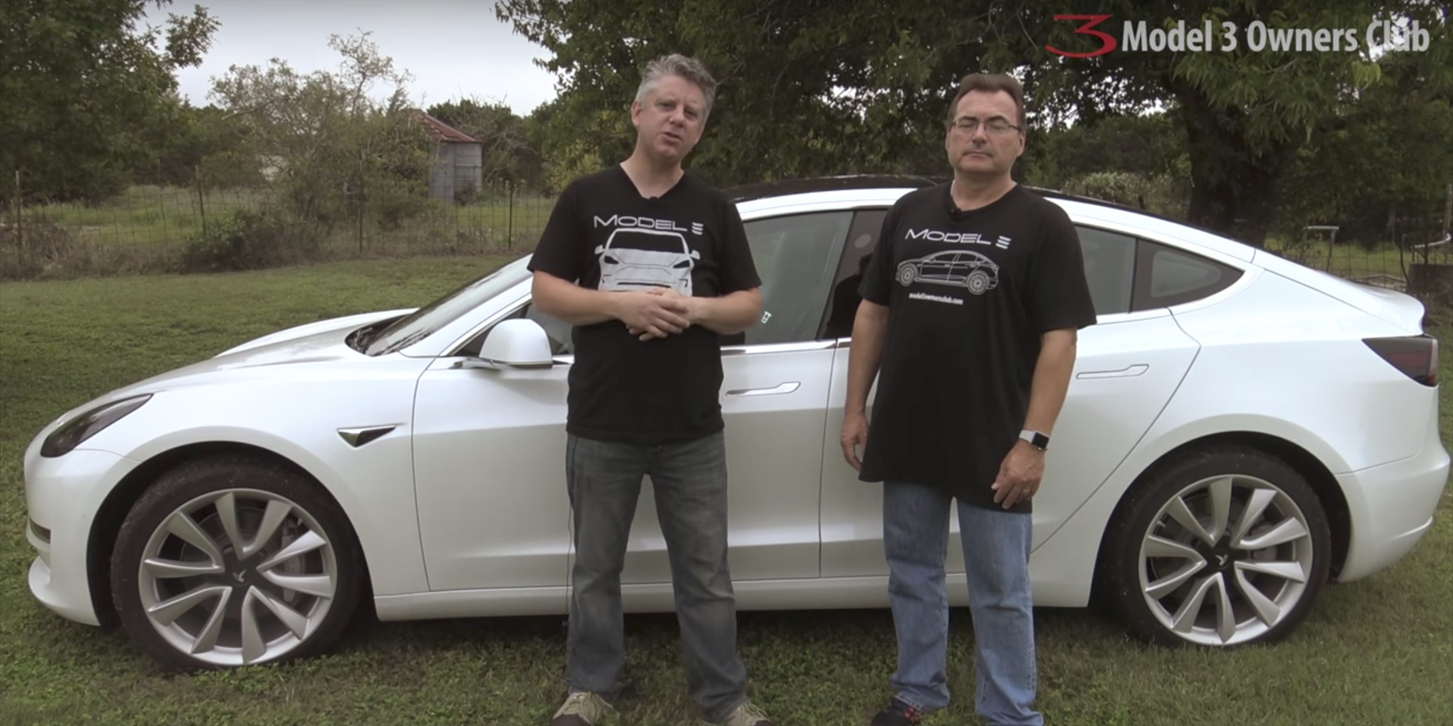 Tesla Model 3: first hour long in-depth look at early production unit