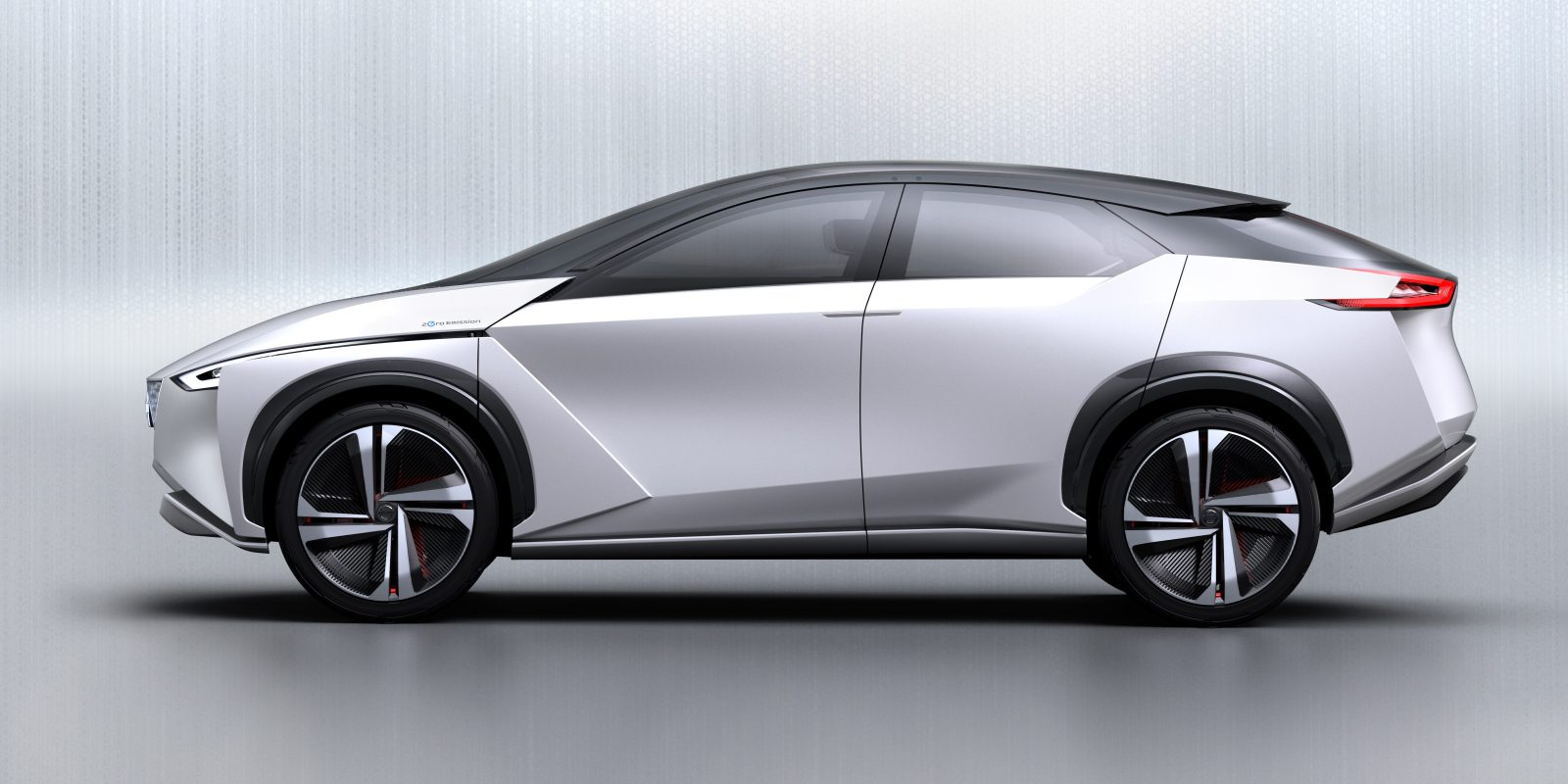 Nissan Confirms All Electric Leaf Crossover Coming To Production Based On Imx Concept