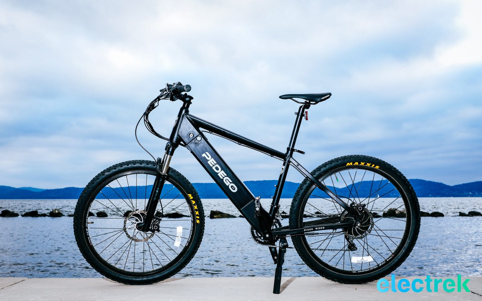 7fa9bd56154 The Electrek Review: the Pedego Ridge Rider, a hardtail electric mountain  bike