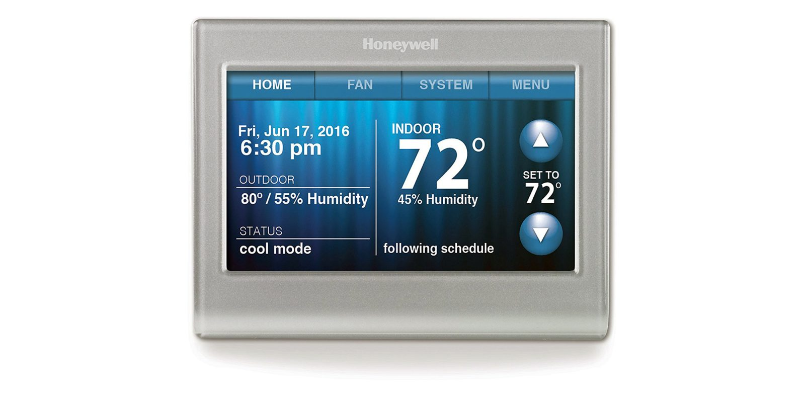 Honewell's color smart thermostat hits one of its best prices at $119, more