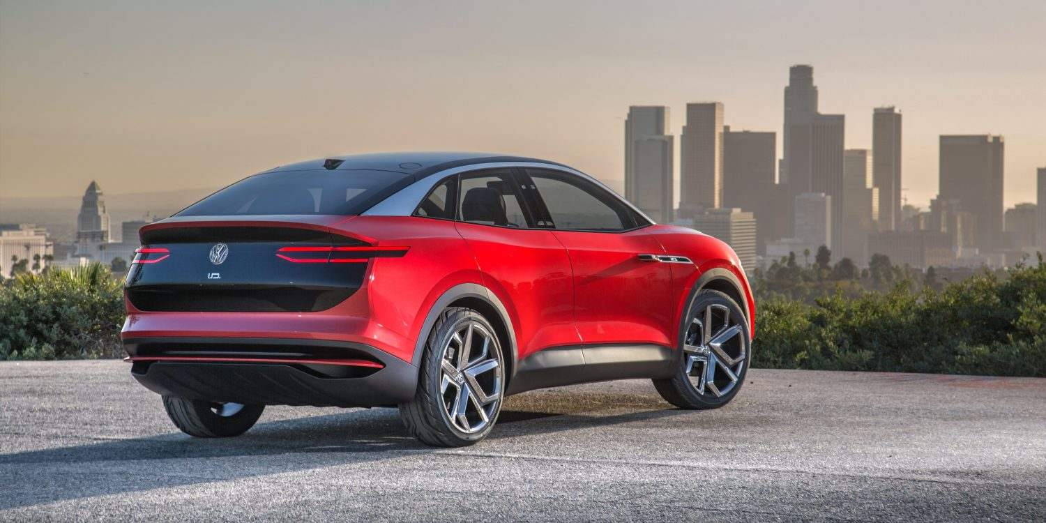 Vw Plans To Produce Its All Electric Microbus And Crossover In The