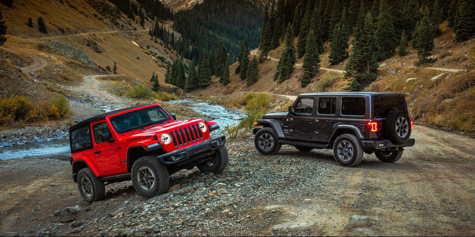 Jeep Will Make An Electric Wrangler In 2020 Electrek