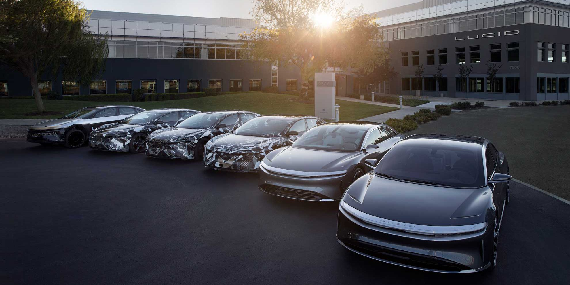 Lucid Motors may debut electric SUV this year