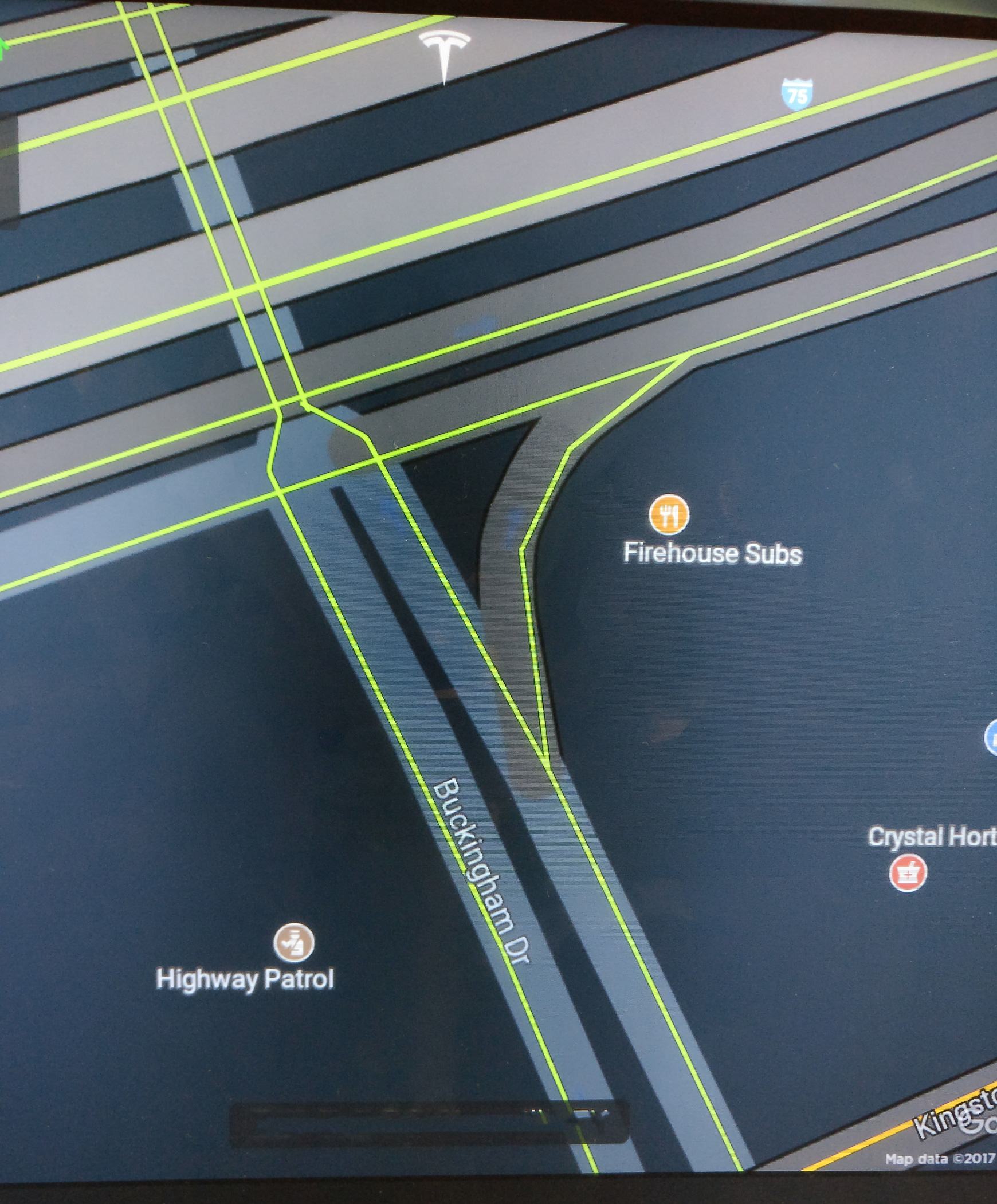 Tesla's highly-anticipated new navigation and maps engine is