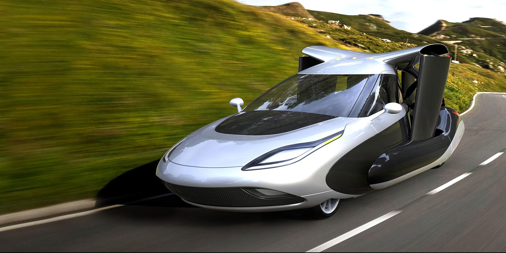 Geely Acquires Us Startup To Try To Bring Flying Car To