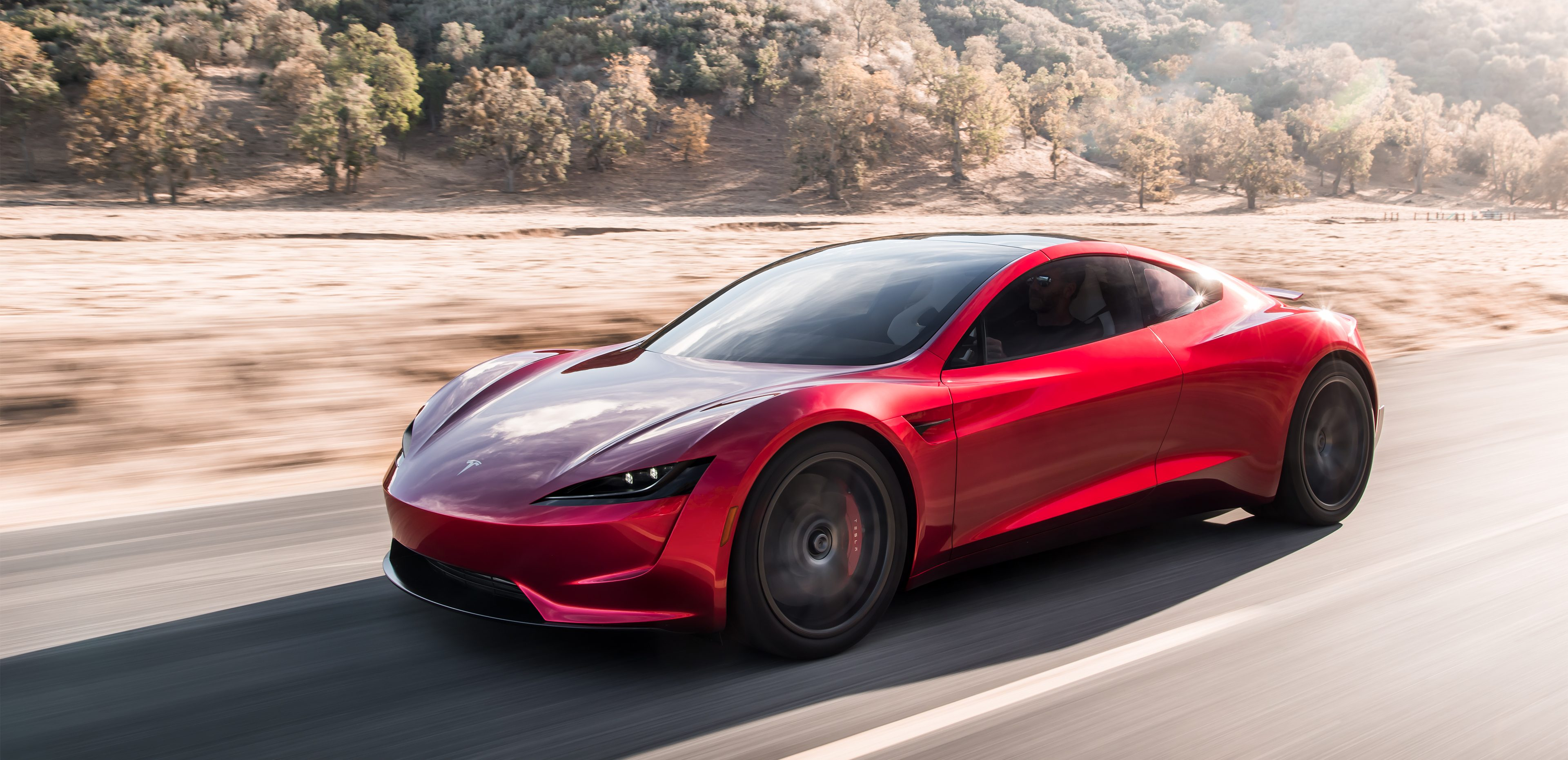 Tesla sports car 2017