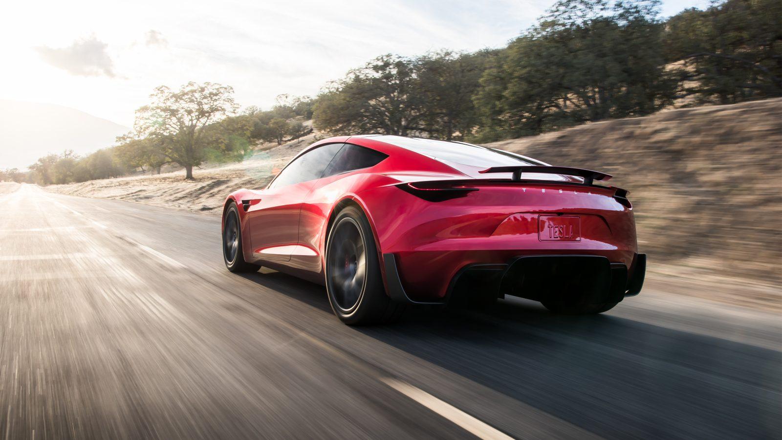 Tesla Roadster Is Embarring Us Says Supercar Maker Koenigsegg
