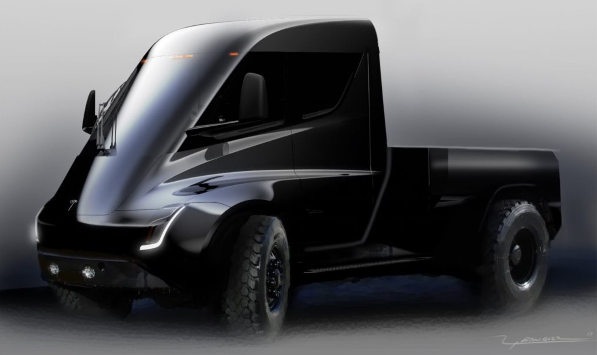 But It S Aly Something That They Are Actually Working On Ears Want To Package The Tesla Semi Technology Into A Vehicle Anyone