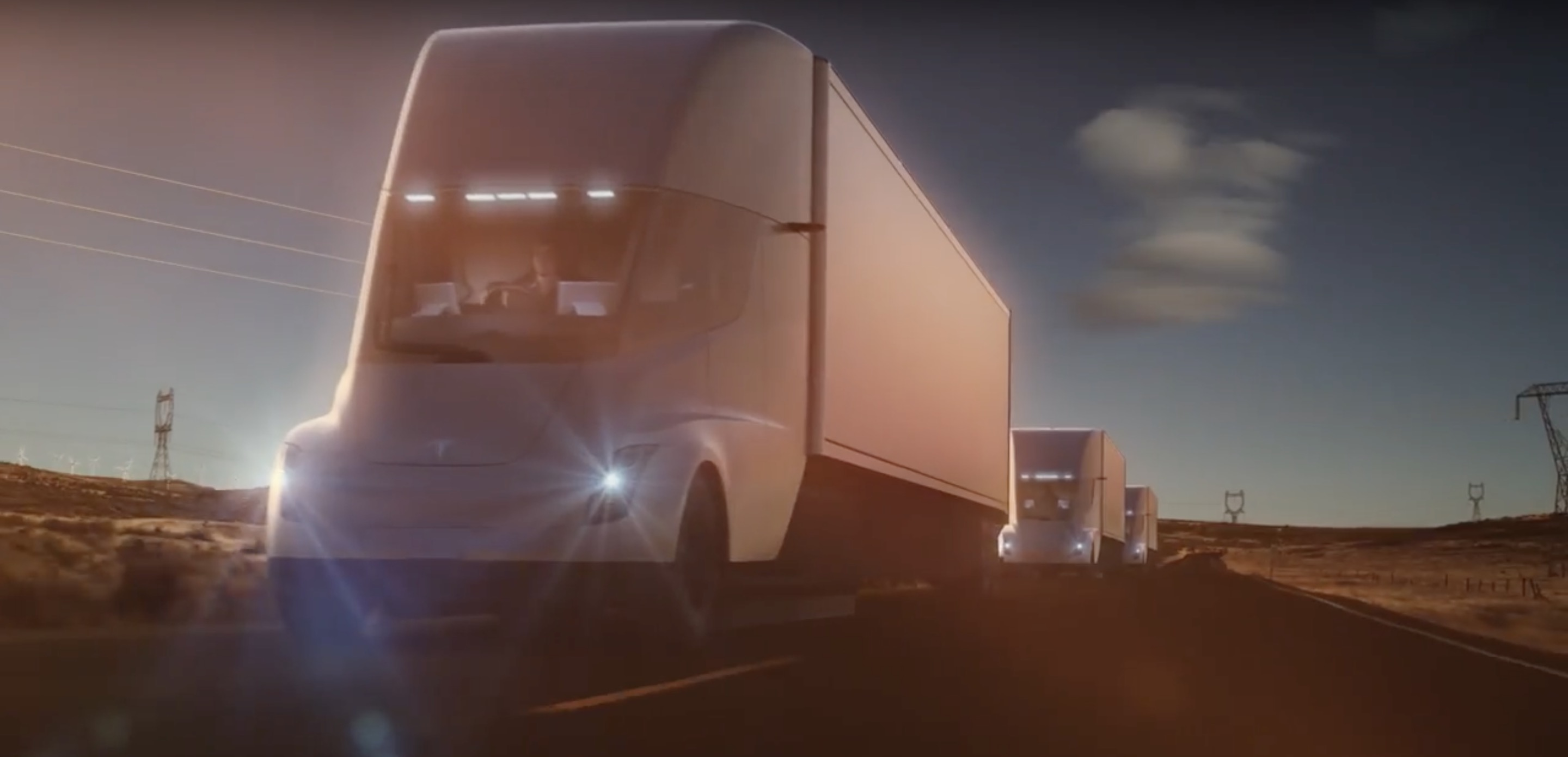 Tesla Semi receives important order of 100 electric trucks from PepsiCo
