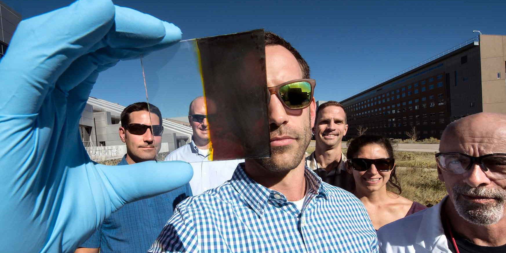 Solar powered smart windows break 11% efficiency – enough to generate more than 80% of US electricity