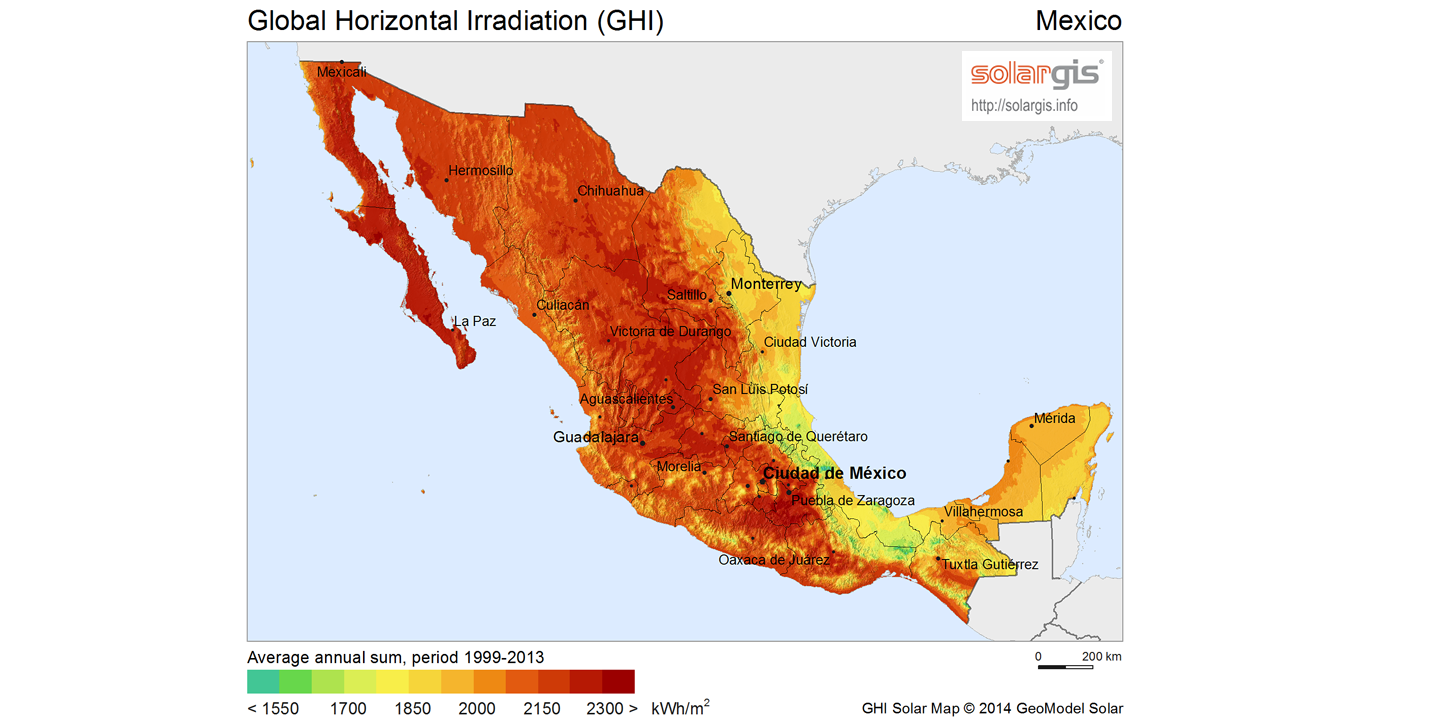 Updated Cheapest Electricity On The Planet Is Mexican