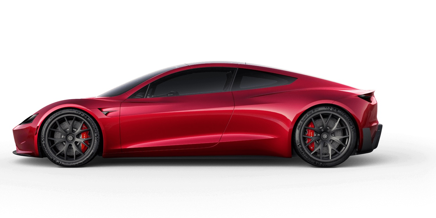 The New Tesla Roadster Is The Halo Car For The Entire Ev Industry 360 Test Drive Electrek