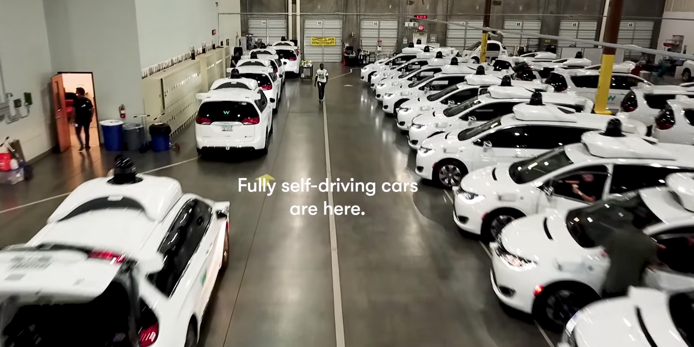 Waymo's self-driving cars are now fully autonomous, public ride service launching soon