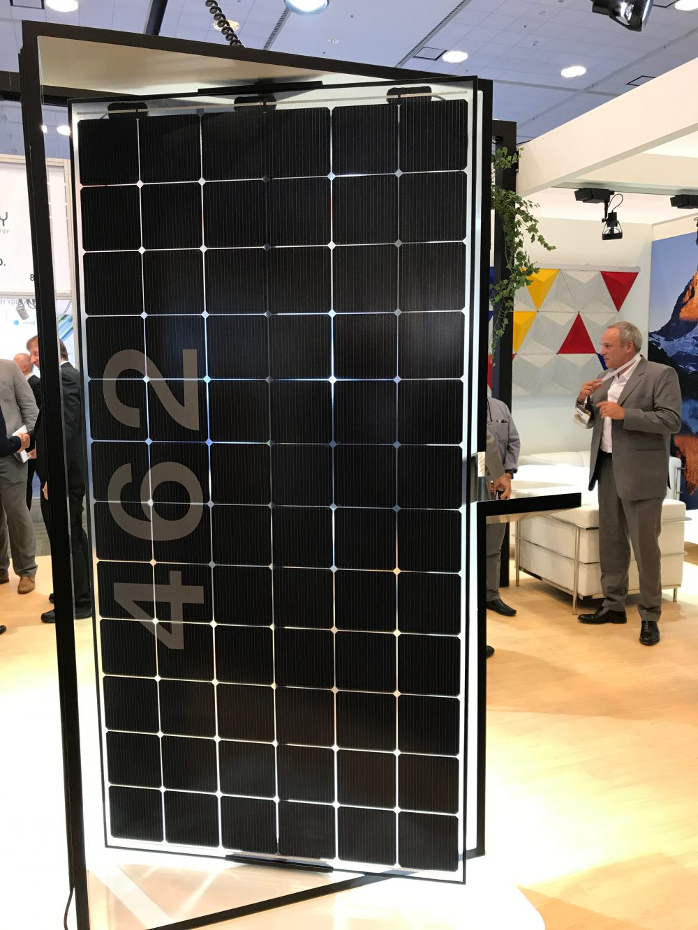 Florida Company Using Solar Cell Of The Future To Develop 500w Note On Panel Installation Calculation About No Panels Will Make Use Both Heterojunction Cells And Smartwire Technology While Also Replacing Standard Opaque Backsheet With Glass
