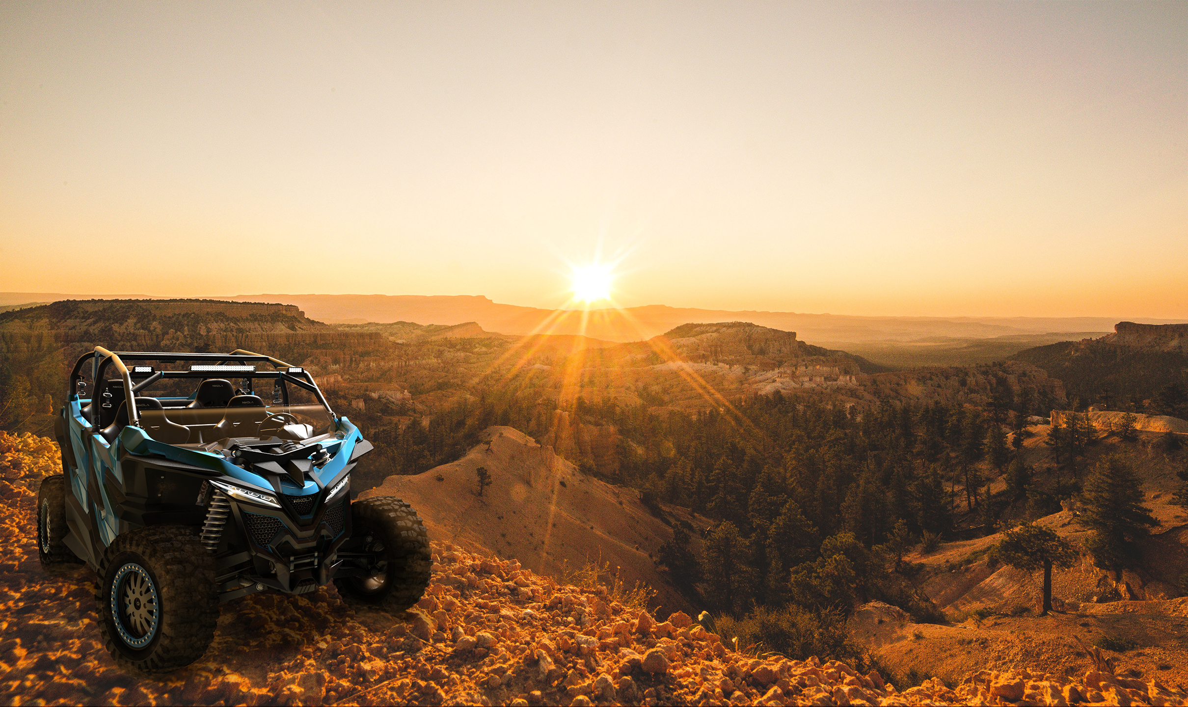 Nikola Motor launches its all-electric UTV with up to 150