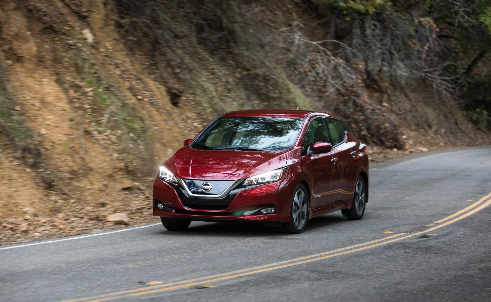 New Nissan Leaf 2018 Gets Official Epa Rating Of 151 Miles And 112 Mpge