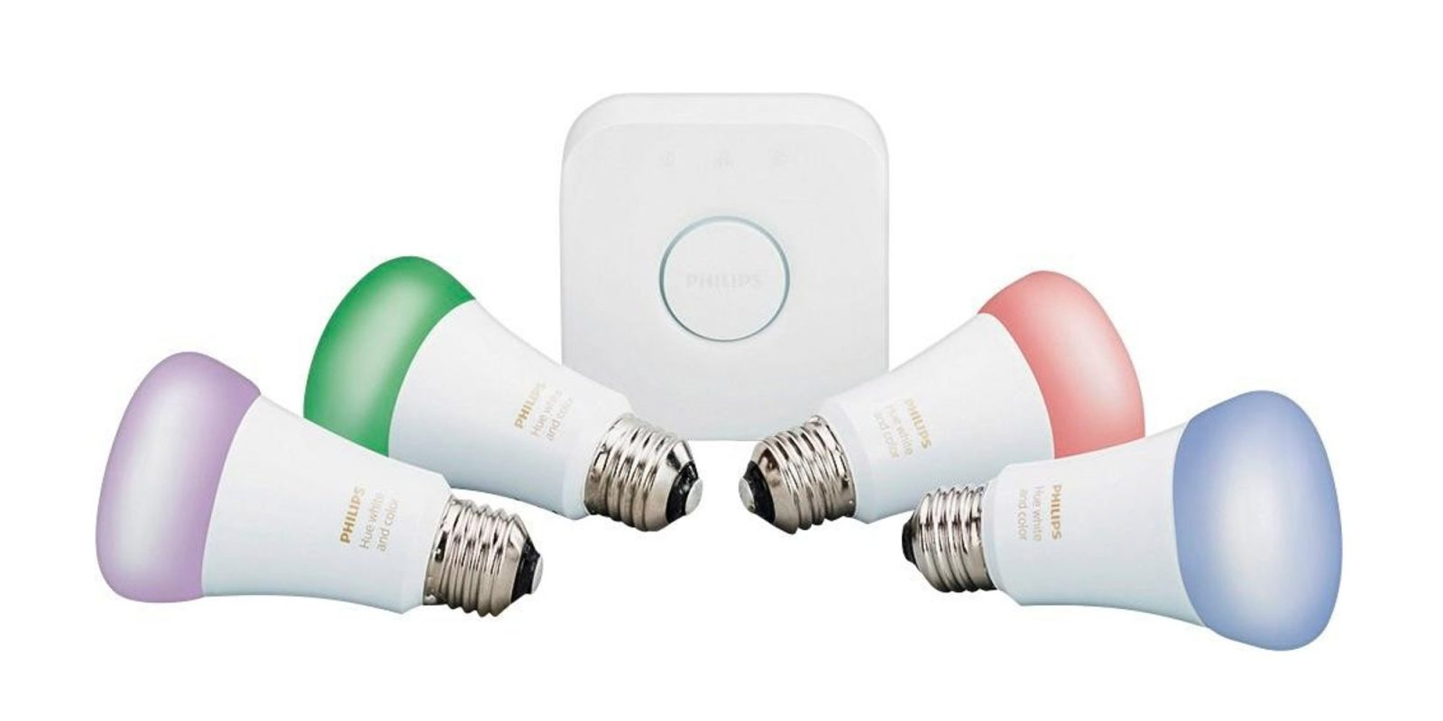 Green Deals Philips Hue 4th Gen Color Led Starter Kit