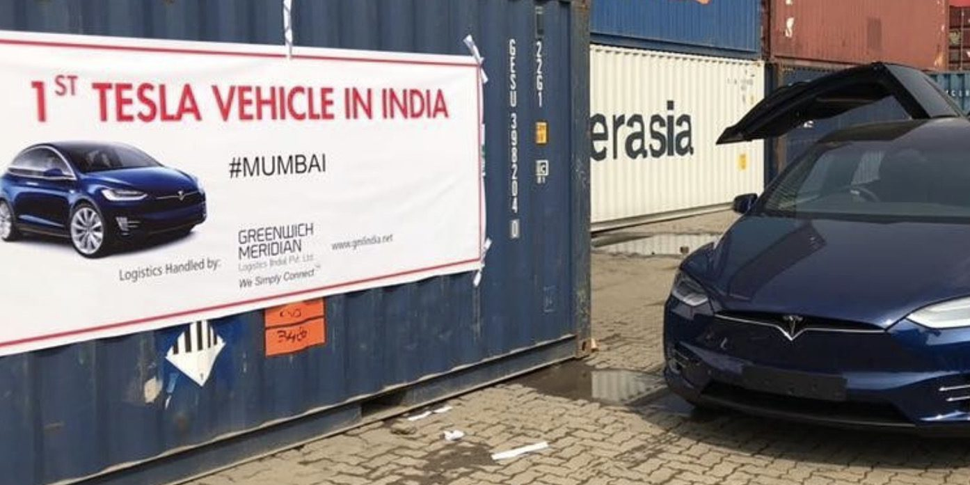 Tesla vehicles are now being privately imported in India as official launch  is being delayed - Electrek