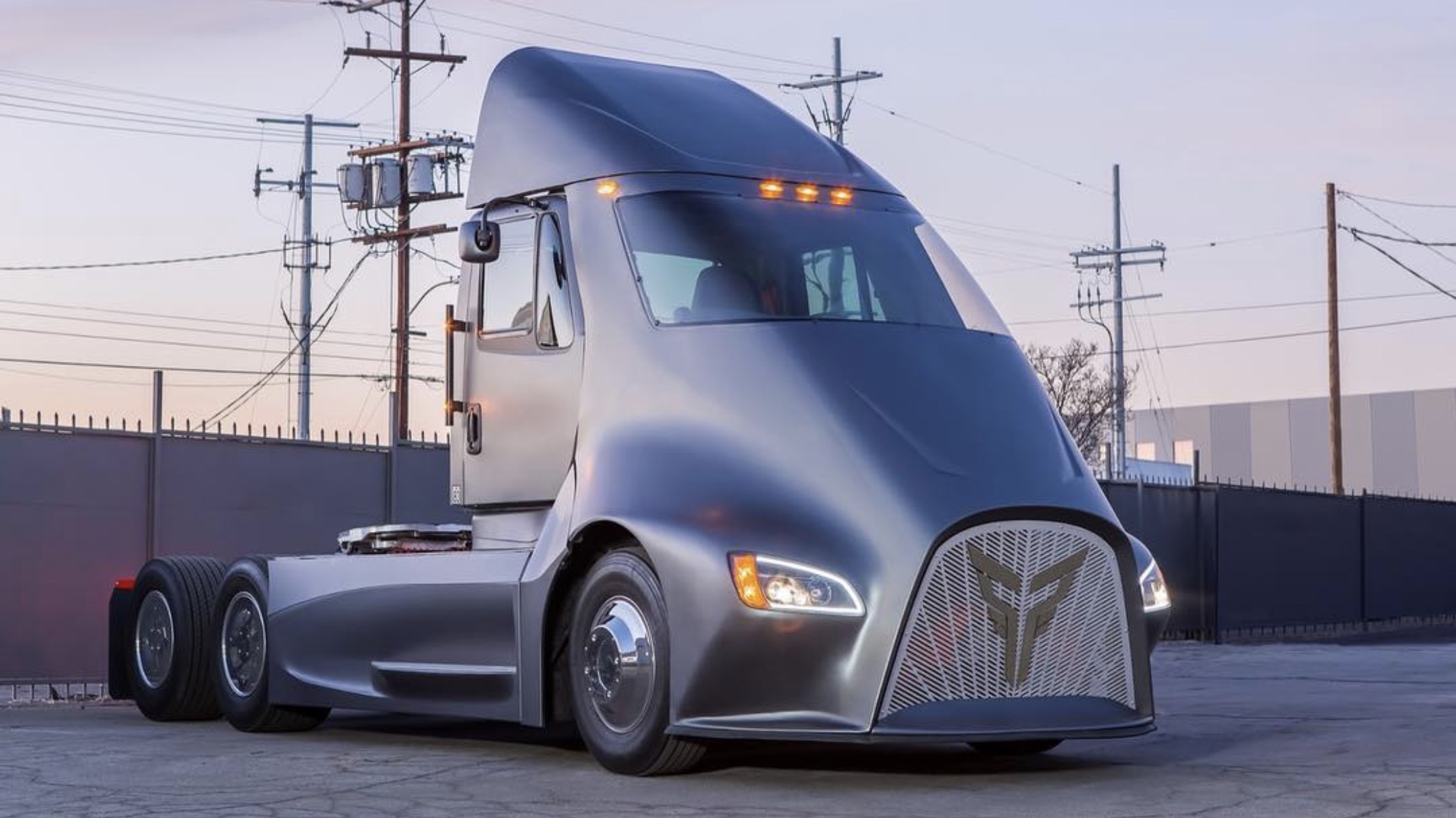 Thor unveils electric semi prototype, tries to beat Tesla to market and convert other trucks to electric propulsion