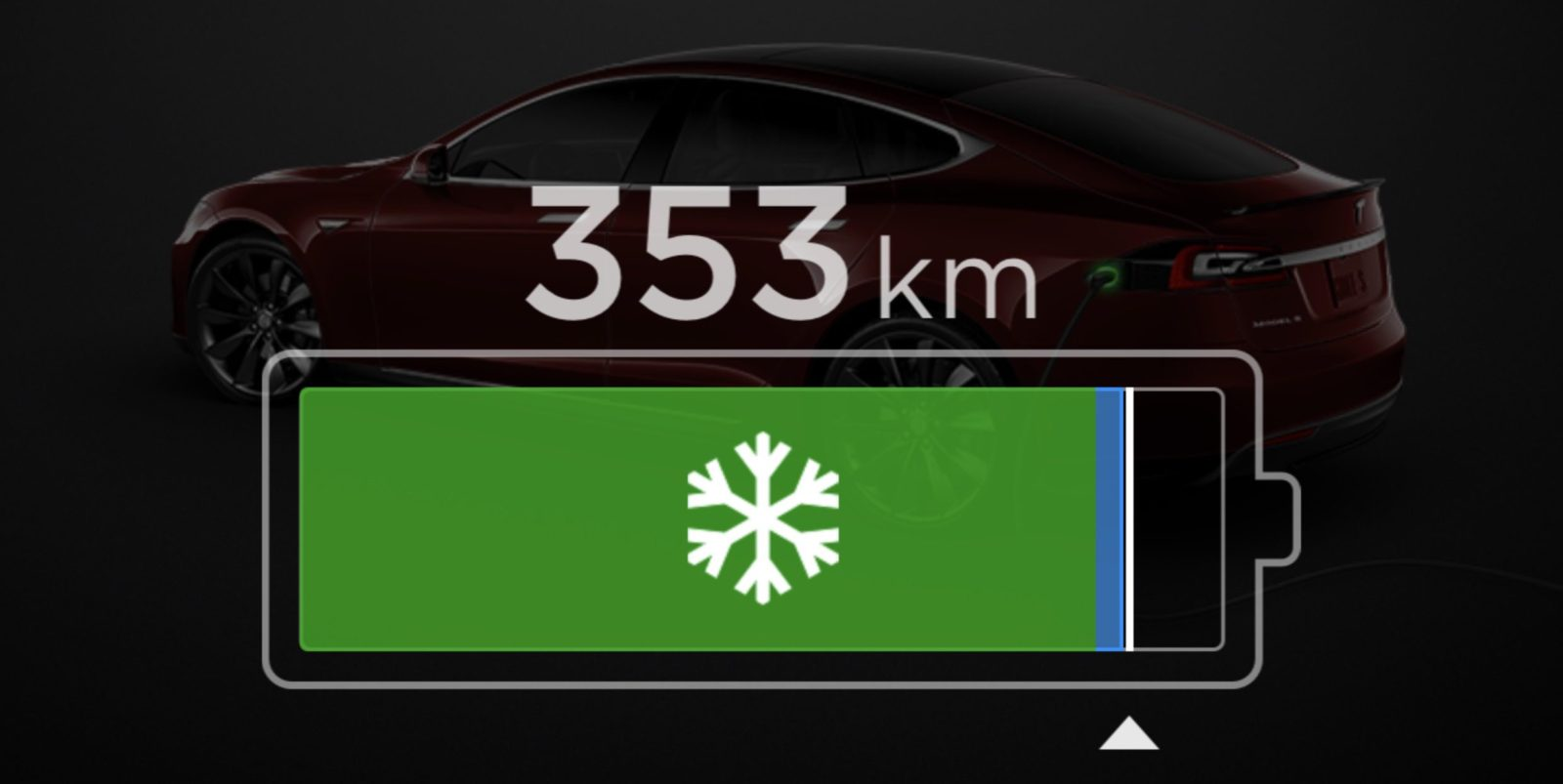 Tesla Releases New Mobile Update With Battery Preconditioning Feature And More