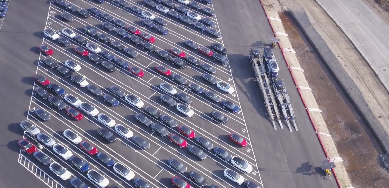 Tesla reaches Model 3 production milestone and record 7,000-car week total production, says Elon Musk