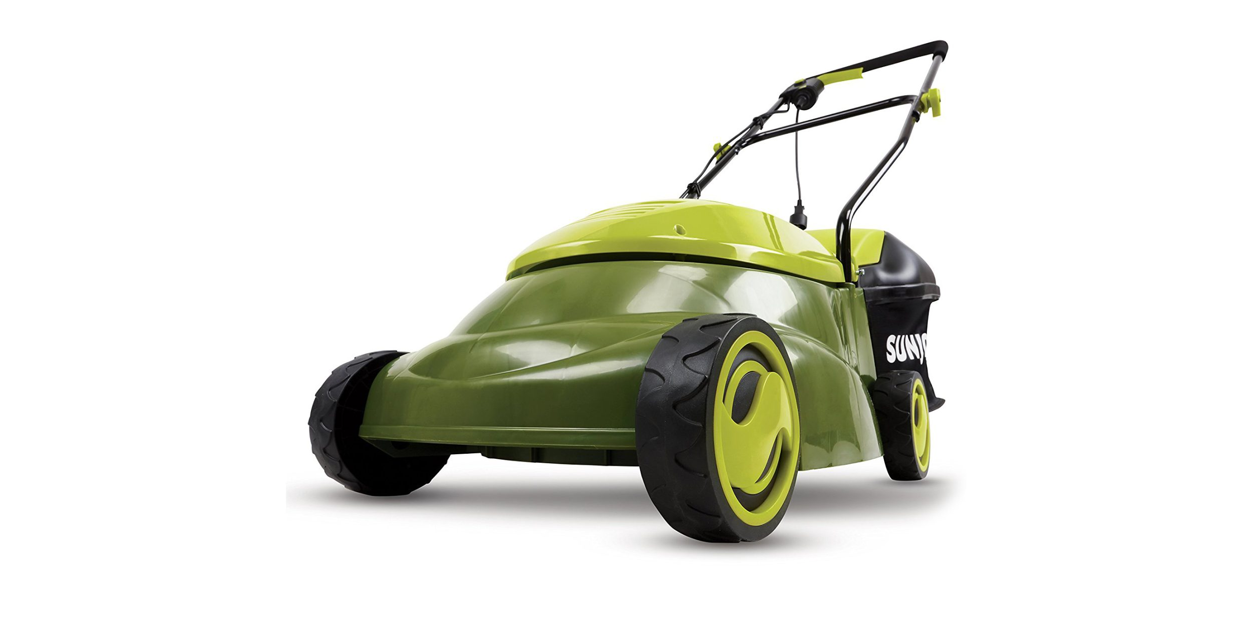 Green Deals: Sun Joe 14-inch 12A Electric Lawn Mower $69, more