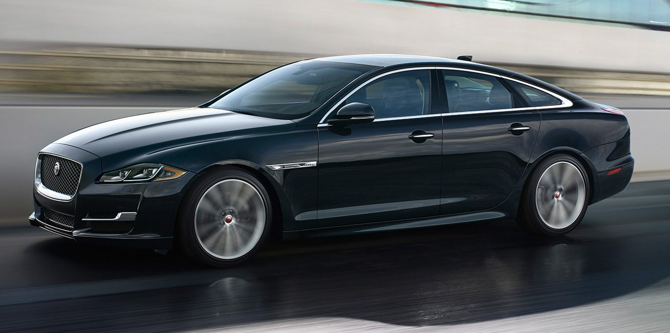 Jaguar Xj Luxury Sedan On The Way Out To Be Replaced By Electric Car In 2020 Electrek