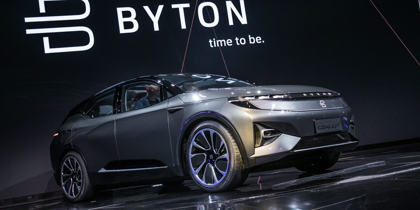 Byton Unveils Its All Electric Suv Starting At 45 000 With Range Up To 323 Miles