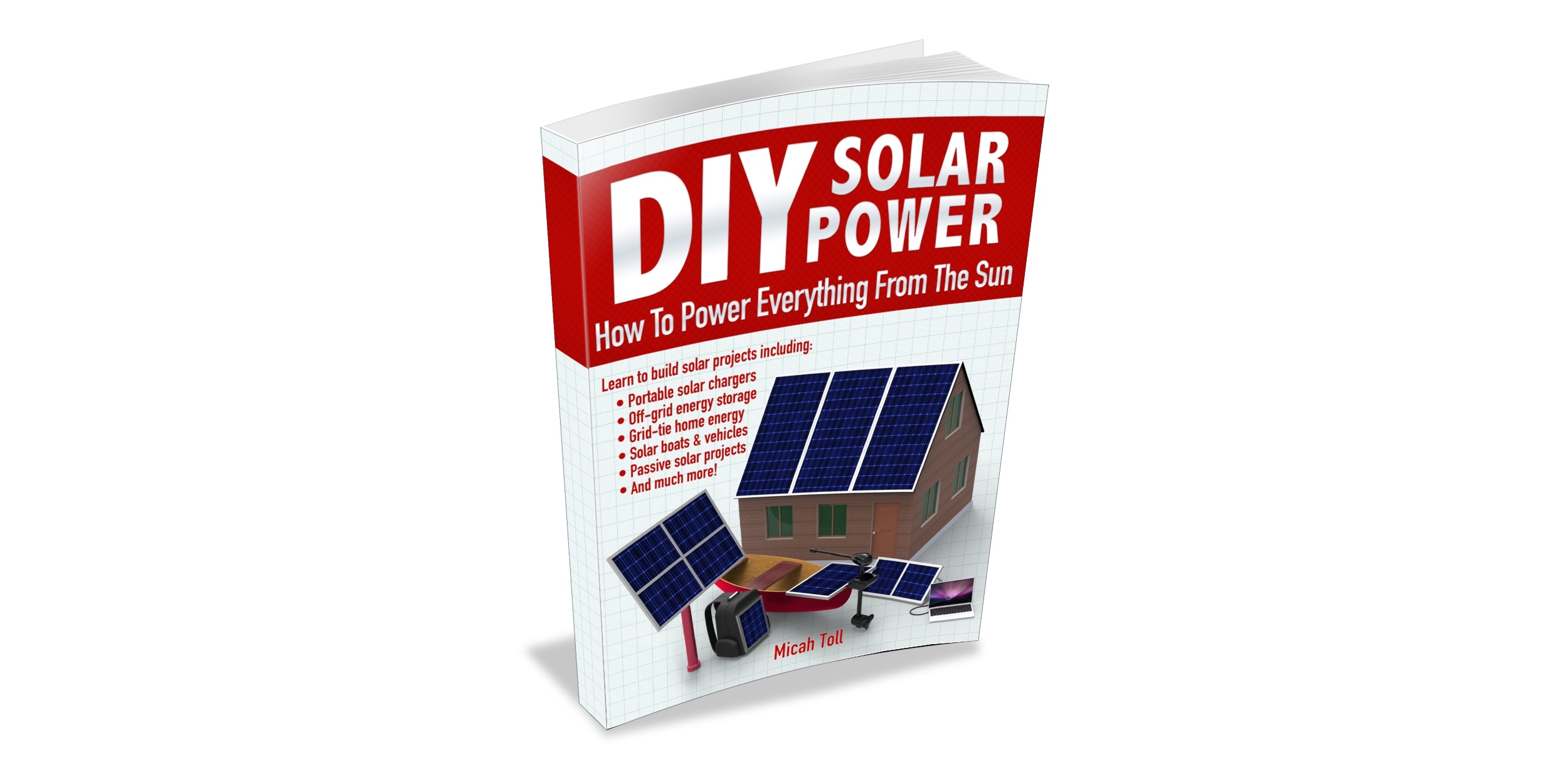 How-to: New book 'DIY Solar Power' puts solar energy in your hands [free chapter]