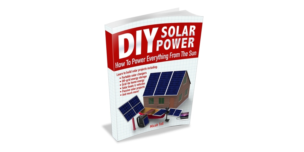 How-to: New book 'DIY Solar Power' puts solar energy in your