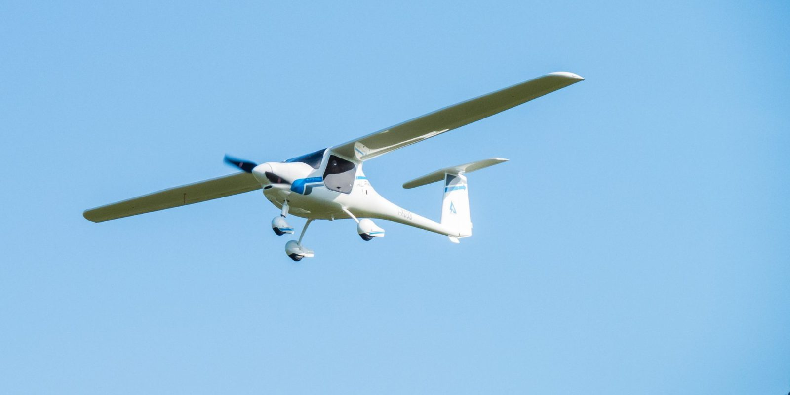 First all-electric trainer plane gets airworthiness