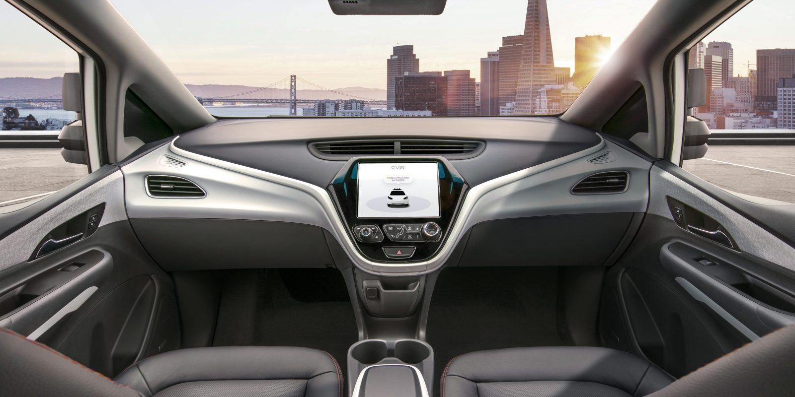 GM unveils autonomous Bolt EV without steering wheel or pedal, aims to bring it to market next ...