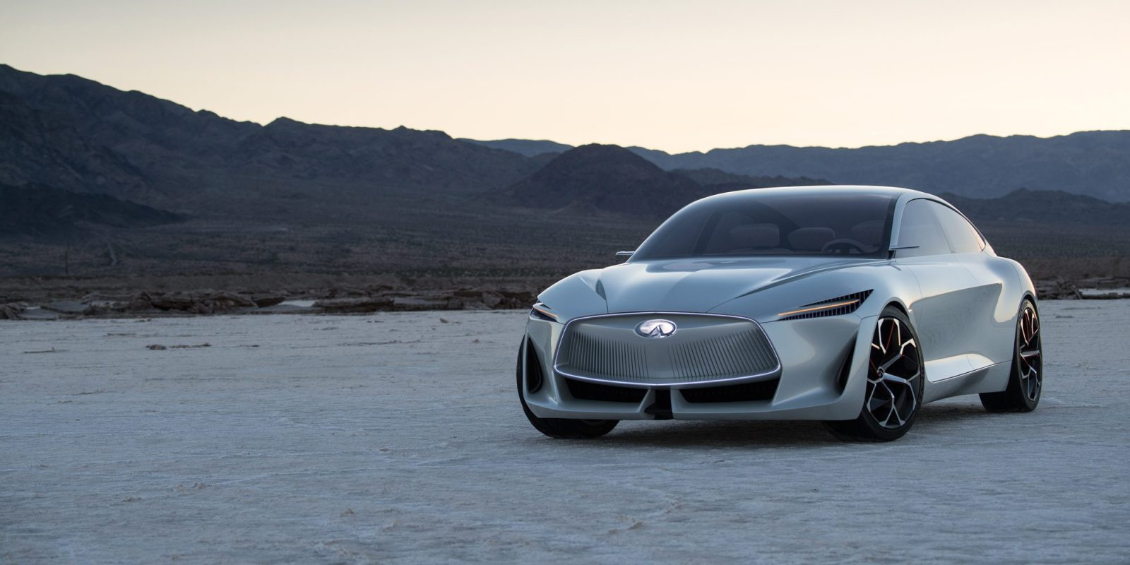 Infiniti announces 'it will go electric' starting in 2021 ...