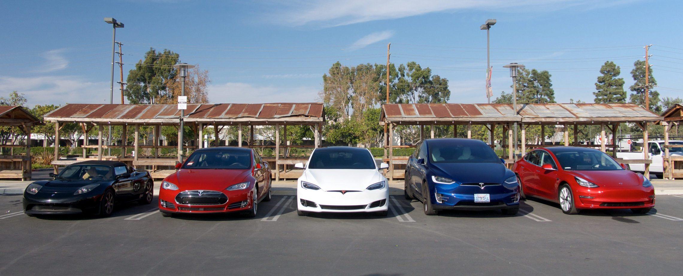 Tesla family