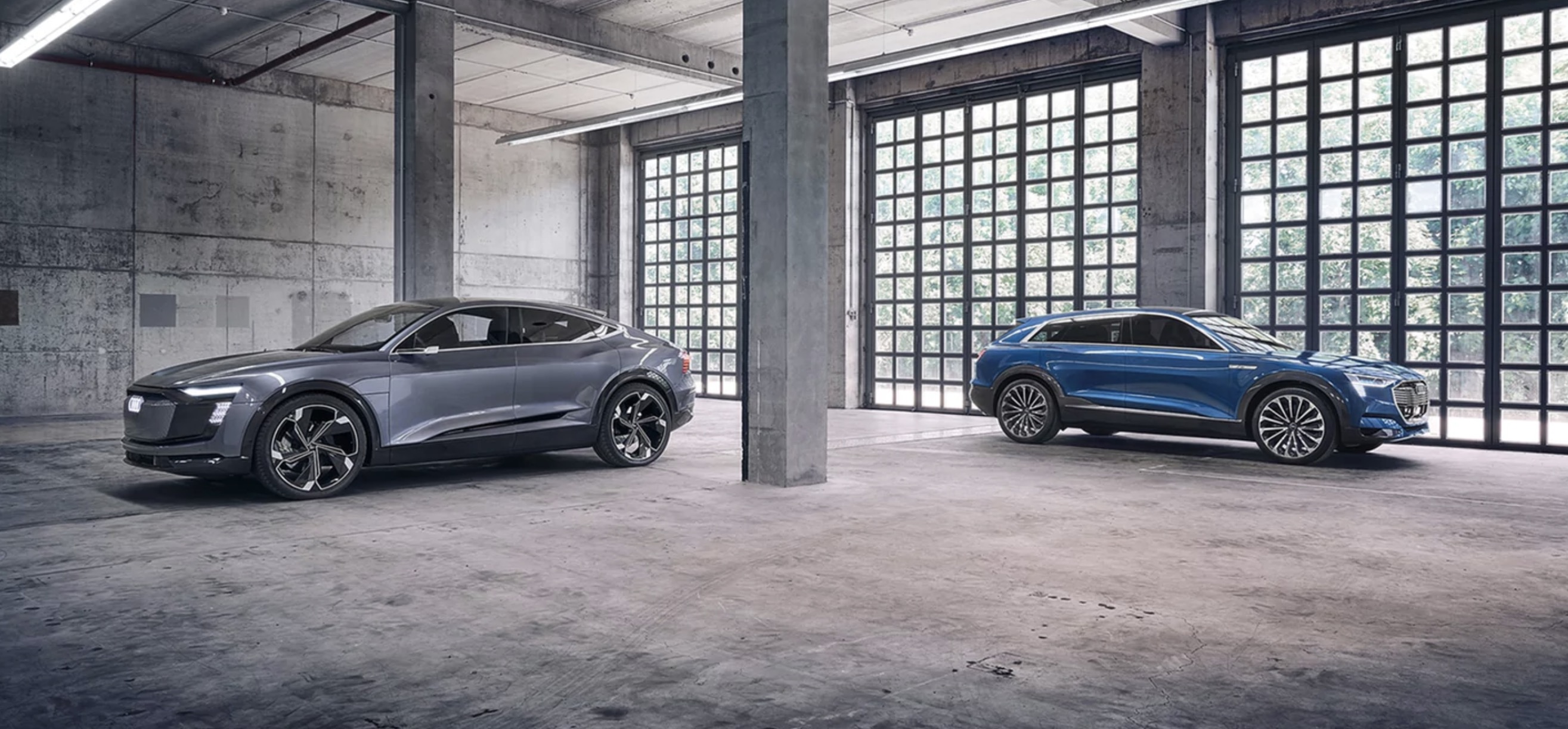 Audi opens reservations with deposits for its two new e-tron vehicles (quattro and sportback) in more markets