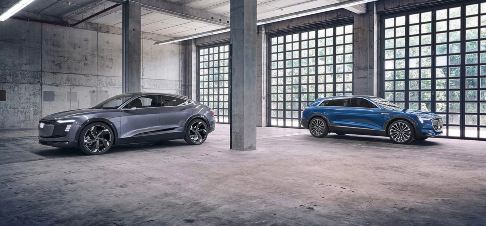 audi opens reservations with deposits for its two new e tron