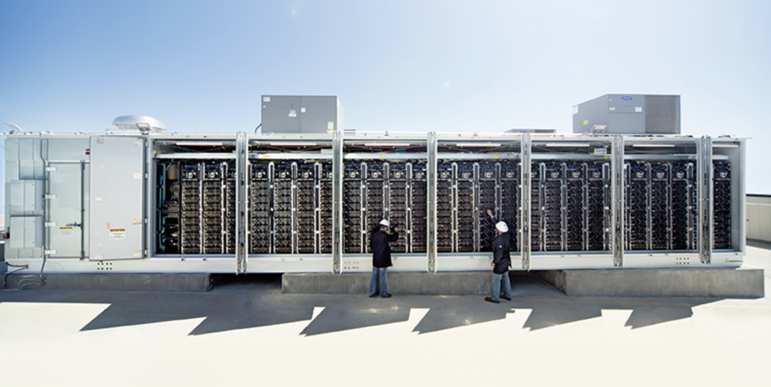 Aes And Siemens Launch New Energy Storage Startup To