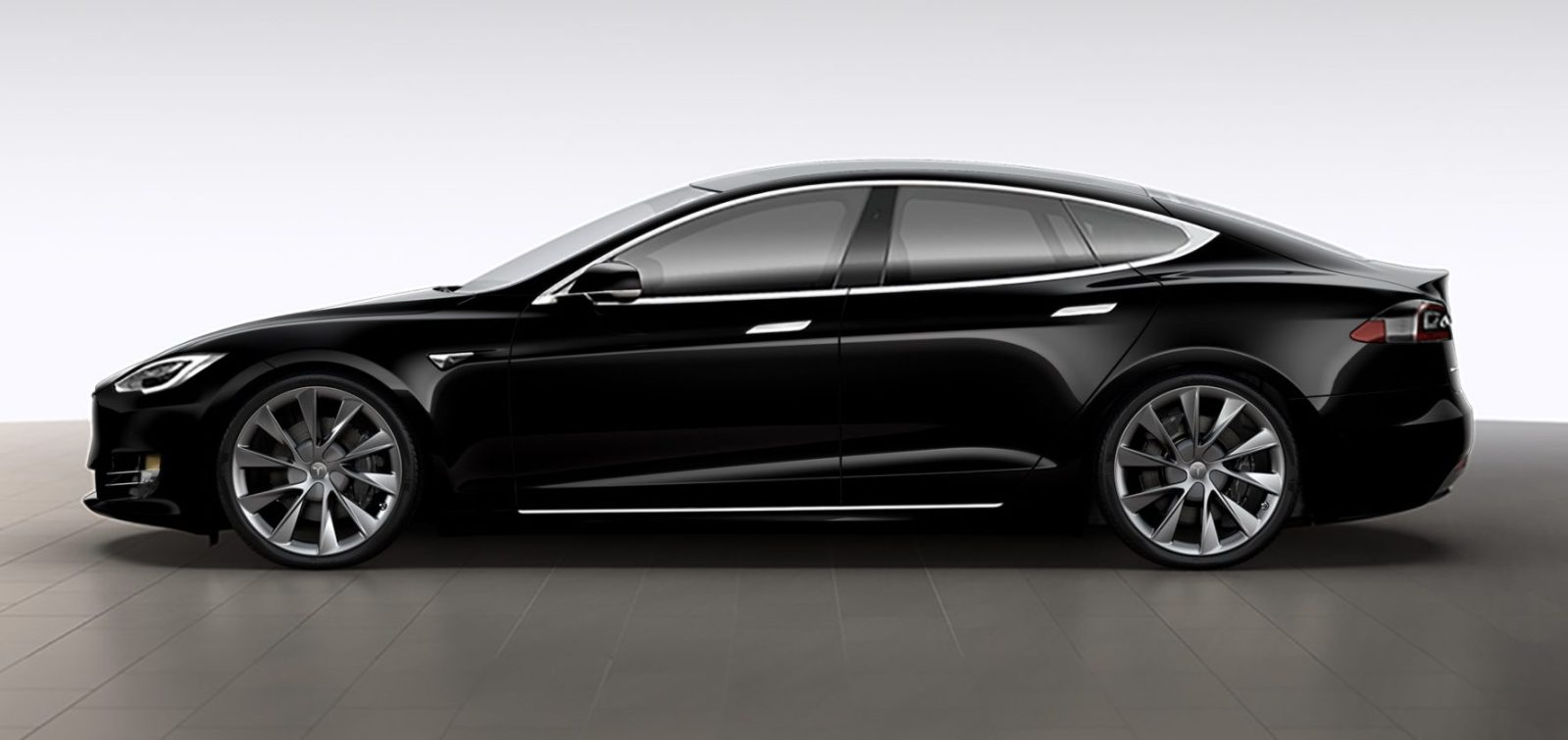 Tesla Introduces New Model S Wheels With Updated Design