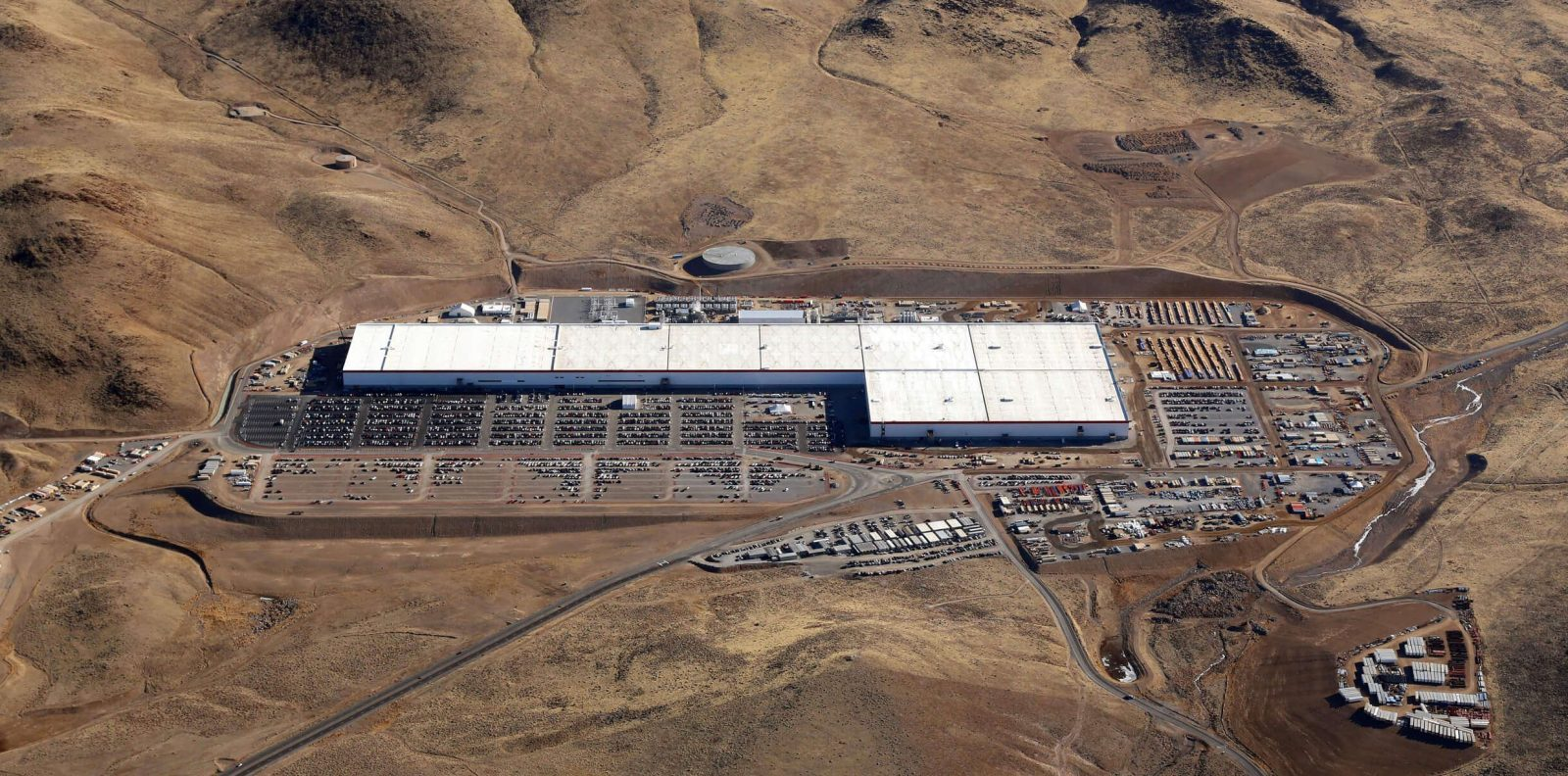 Tesla Gigafactory 1 Building Permits Show Slowdown In Structure Expansion Focus On Interior Work