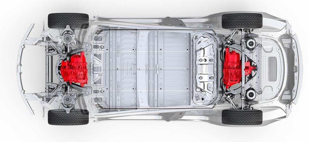 Tesla motor 3
