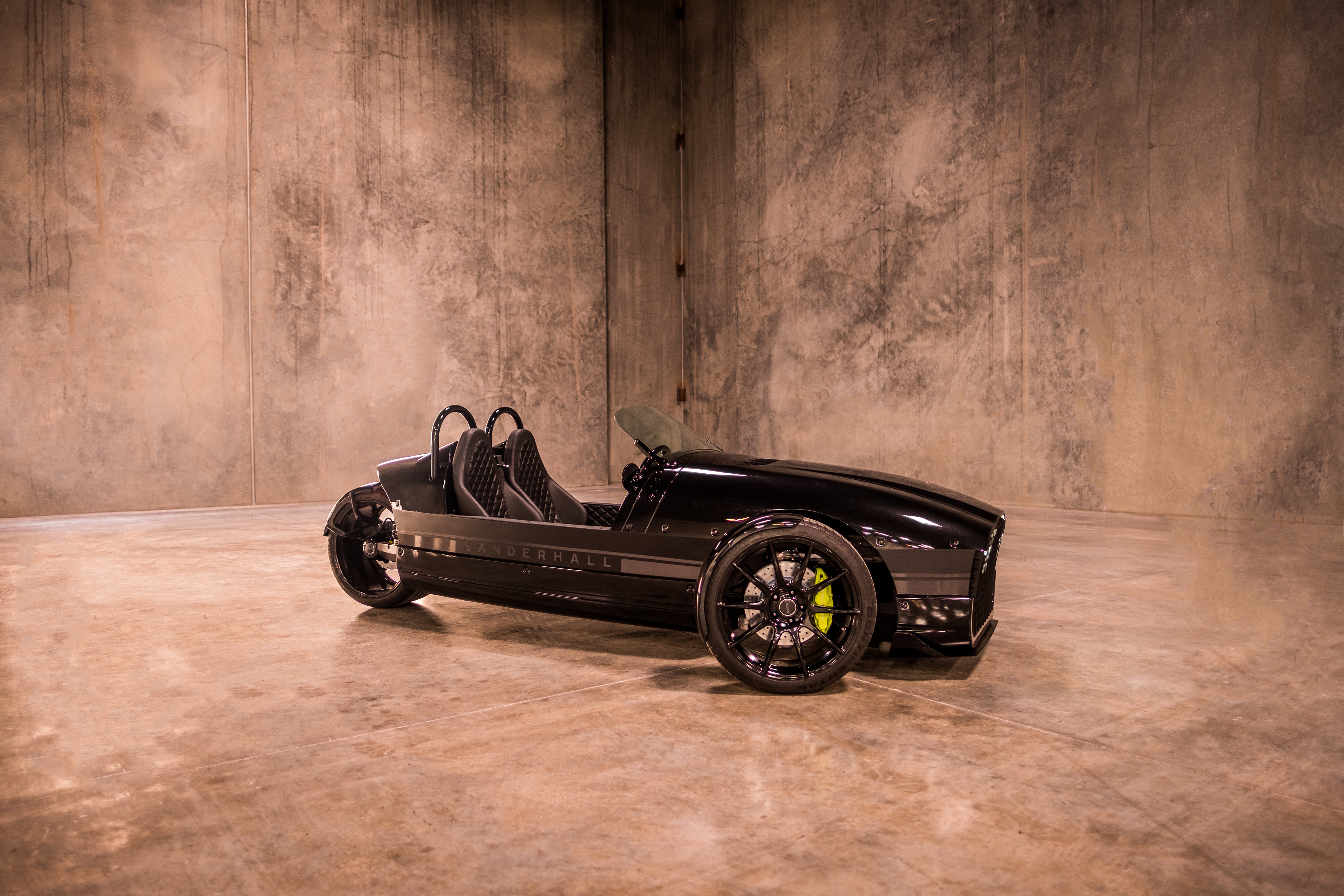 A new all-electric $35,000 three-wheeler with 'over 200