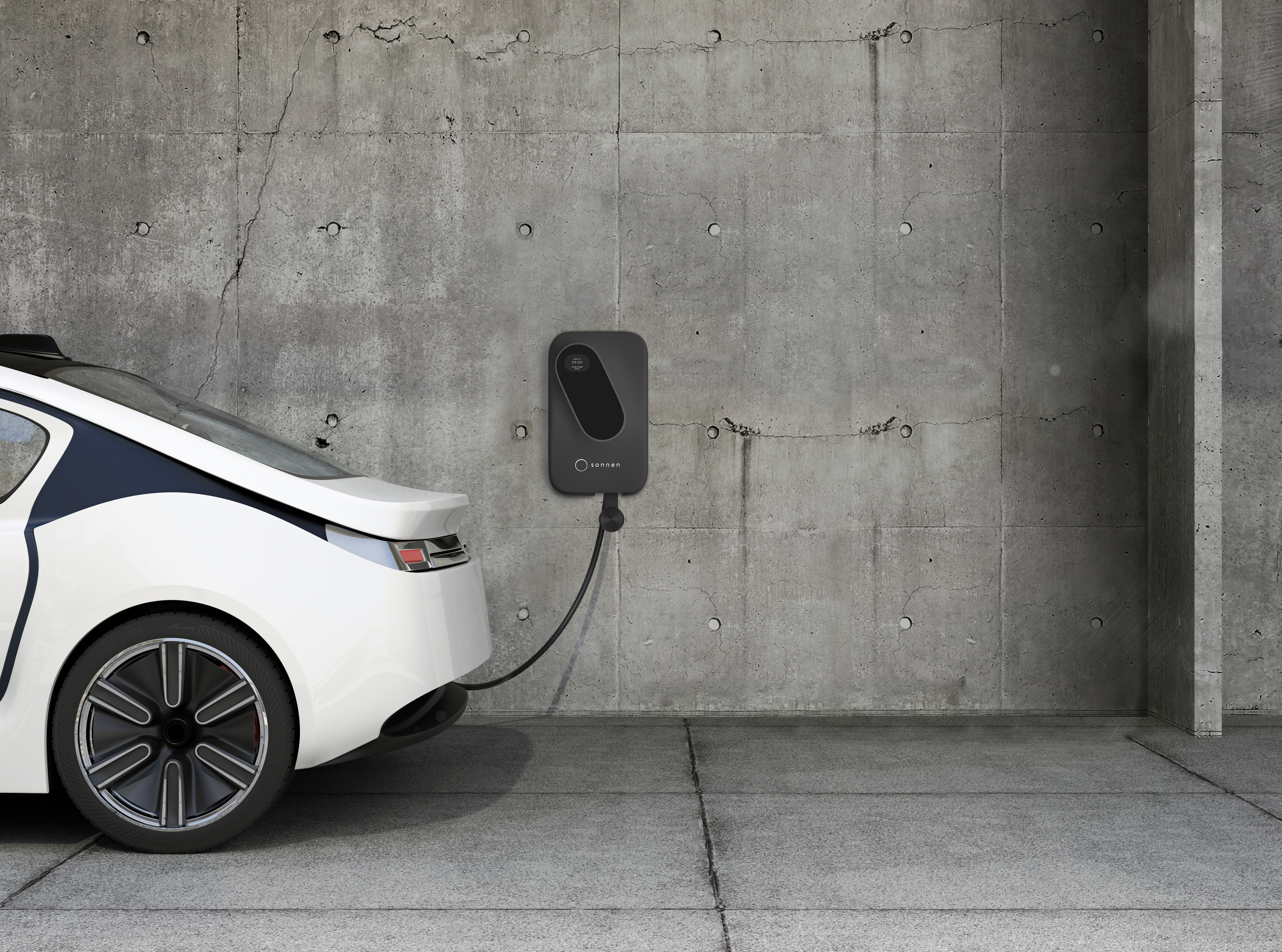 Sonnen Unveils A Free Smart Home Charger That Always Charges Your Ev