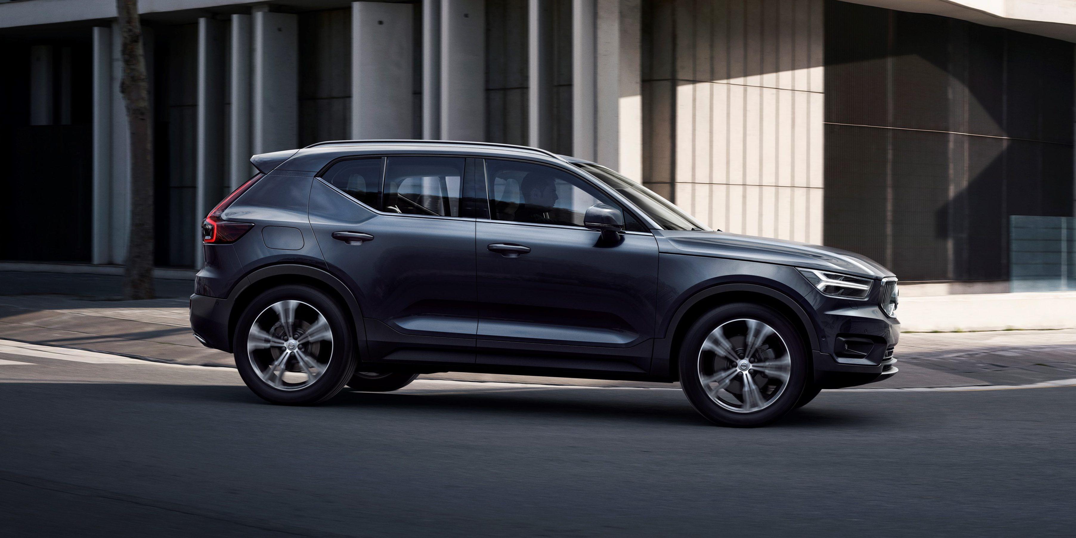 Tesla Hires Lead Designer Behind Volvo S Praised Xc40 Suv