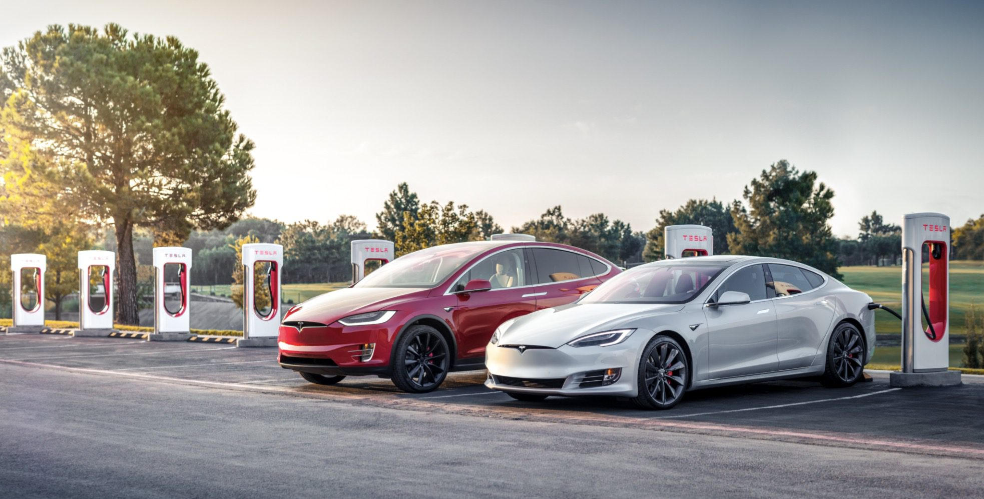 Tesla supercharger cost