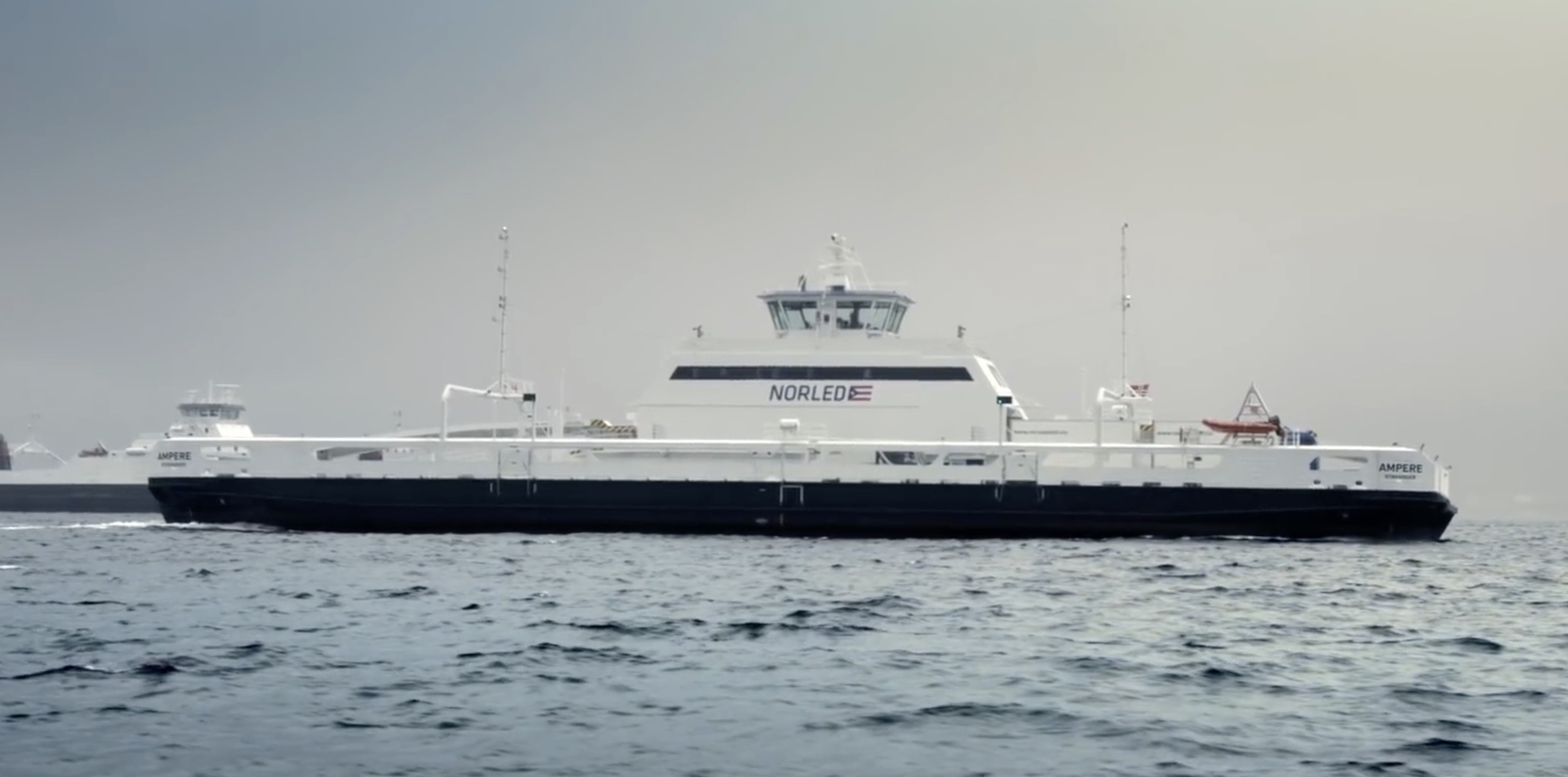 All-electric ferry cuts emission by 95% and costs by 80%, brings in 53 additional orders