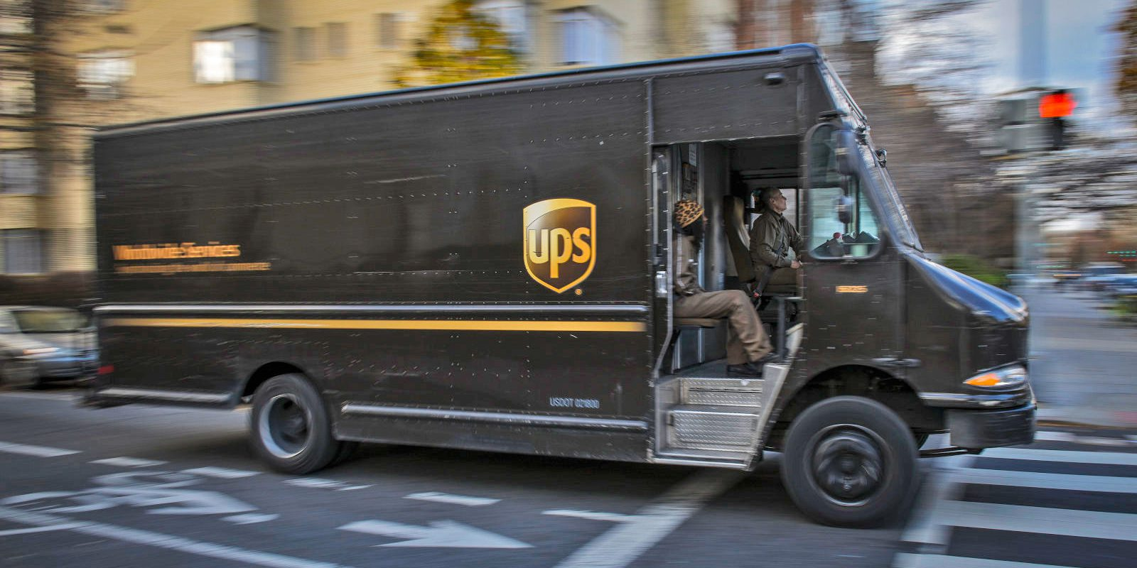 Ups Orders A Fleet Of 50 All Electric Delivery Trucks To Slowly Electrify Its Huge