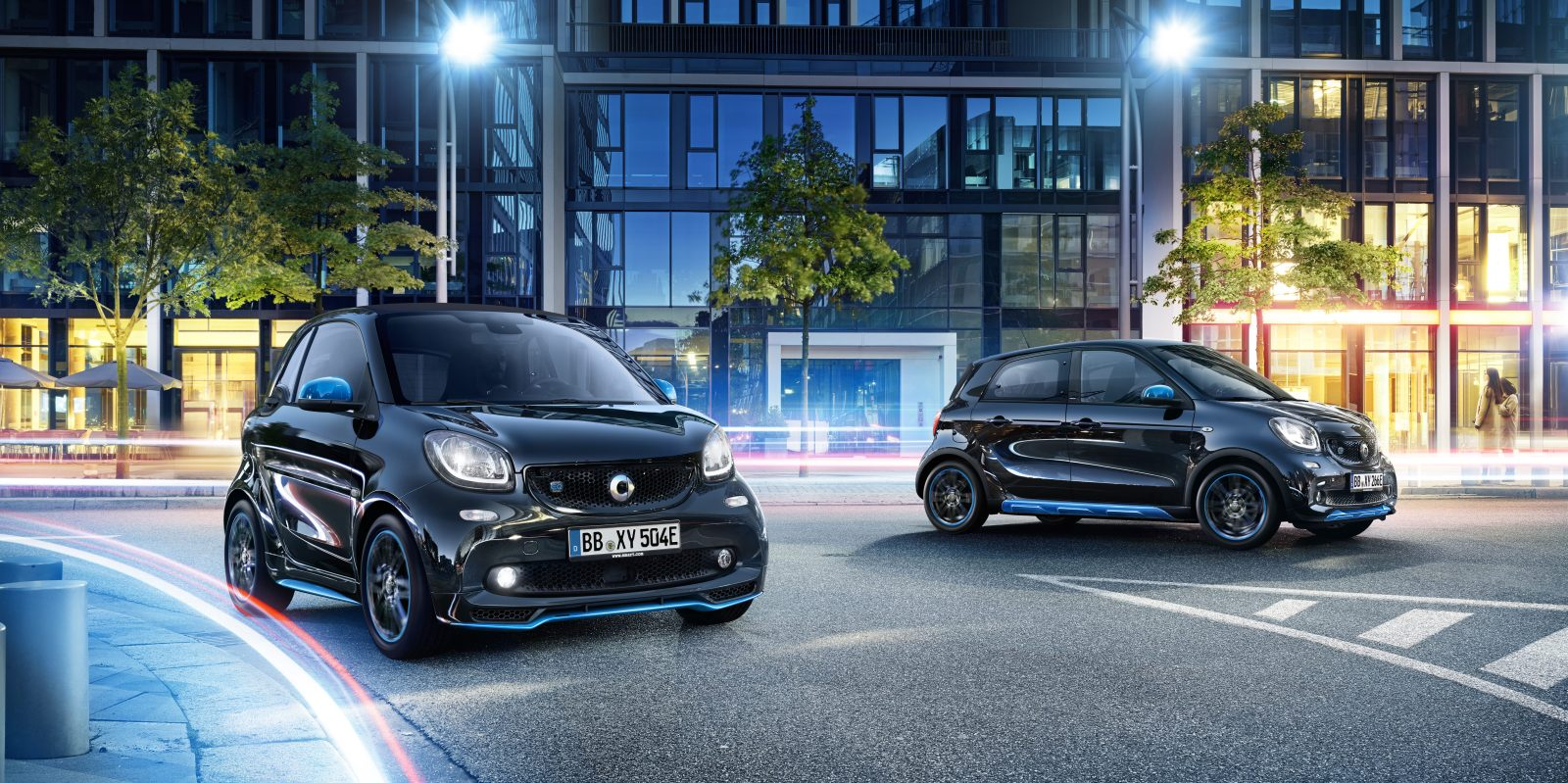 Daimler Brings Electric Smart Cars Under New Mercedes Benz Eq Family Adds Faster Charging