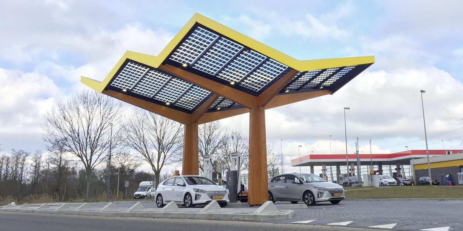 Another Ultra Fast Electric Vehicle Charging Network Is Coming To Europe