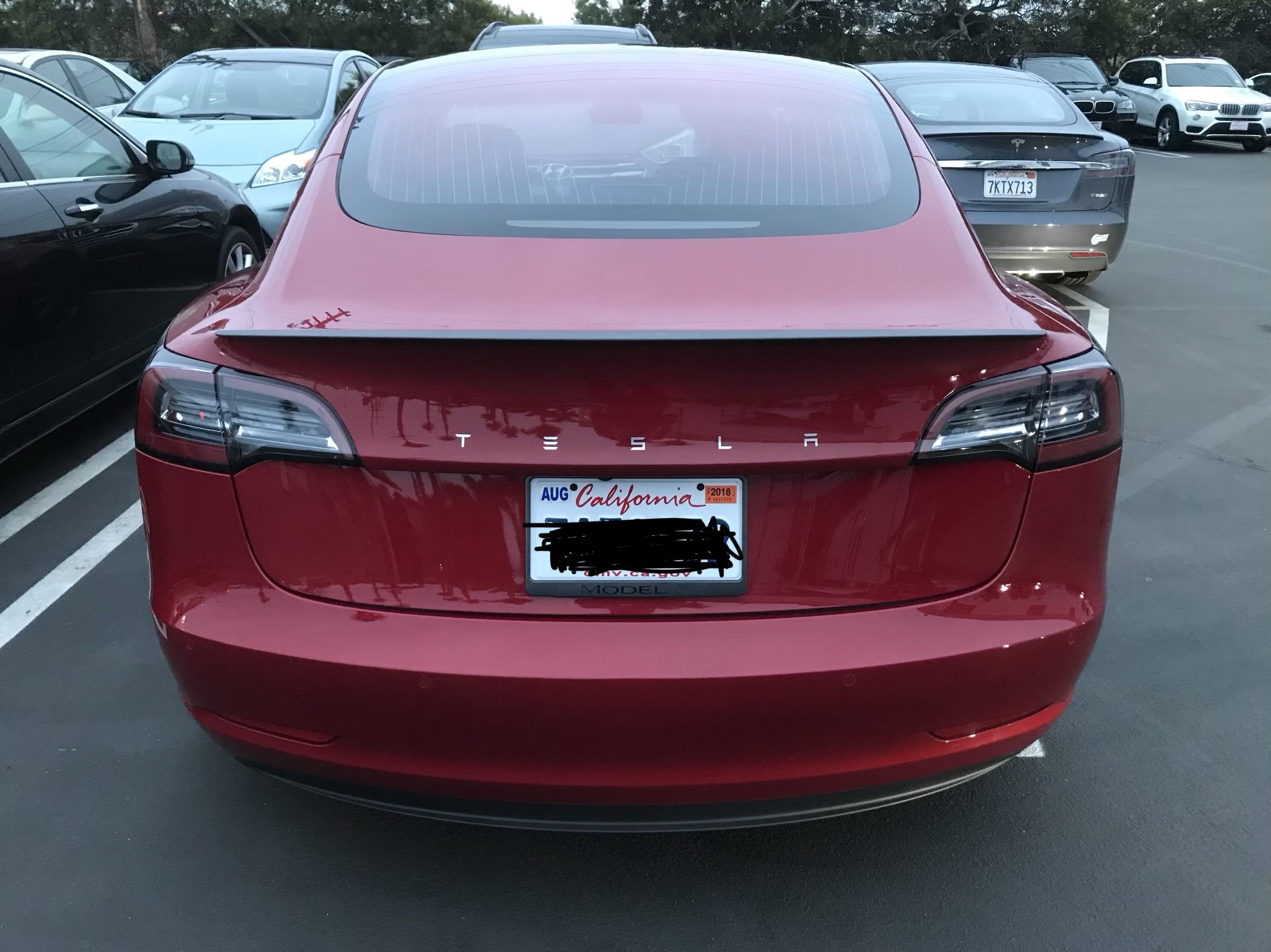 A look at Tesla Chief Designer's stunning custom Model 3 - Electrek